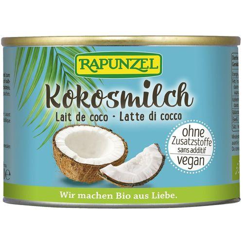 Lapte de cocos bio mic Rapunzel