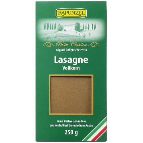 Lasagne integrala bio Rapunzel