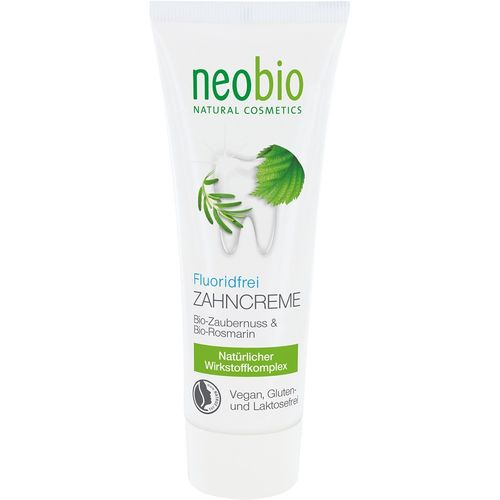 Pasta de dinti fara flour ecologica NeoBio