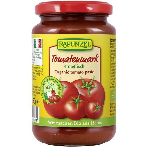 Pastă de tomate bio 360g Rapunzel