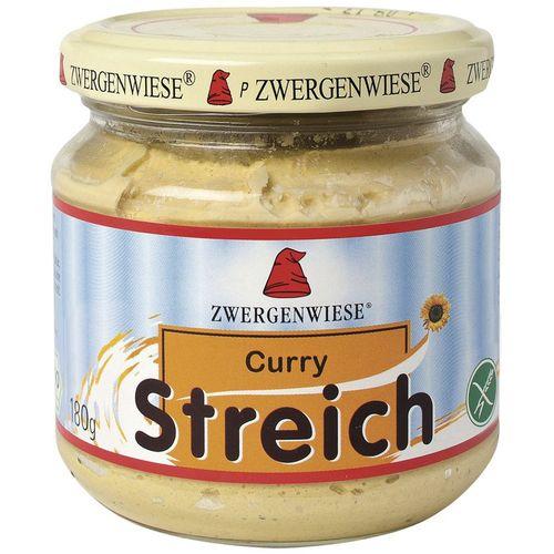 Pate vegetal cu curry fara gluten Zwergenwiese