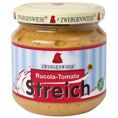 Pate vegetal cu rucola si tomate fara gluten Zwergenwiese