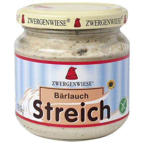 Pate vegetal cu usturoi salbatic fara gluten Zwergenwiese