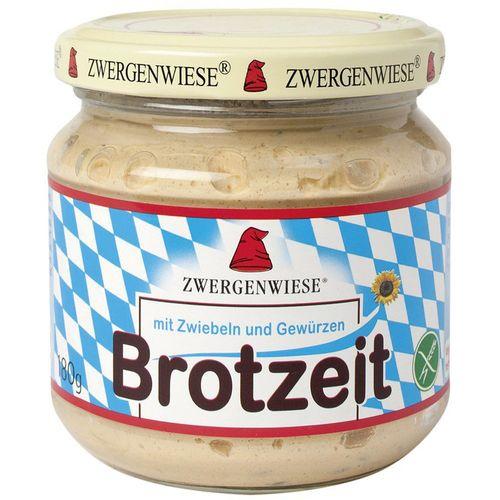 Pate vegetal zwergenwiese cu ceapa si condimente fara gluten Zwergenwiese