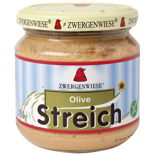 Pateu bio vegetal cu masline bio fara gluten Zwergenwiese