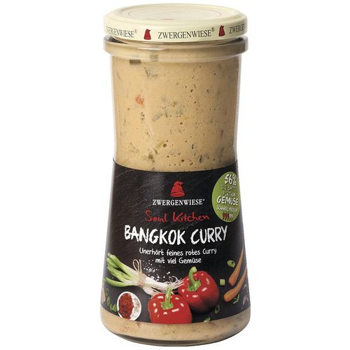 Sos bio bangkok curry fara gluten Zwergenwiese