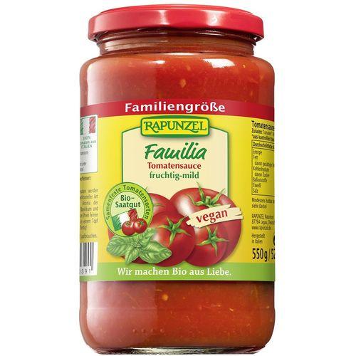 Sos de tomate familia Rapunzel