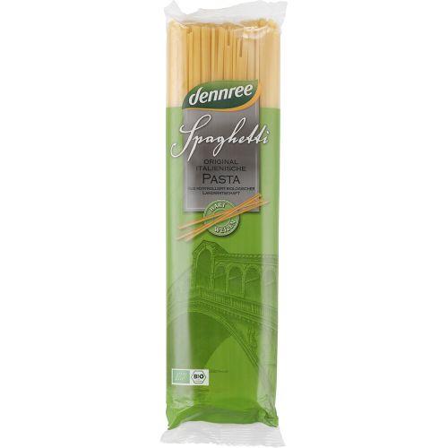 Spaghete din grau dur bio Dennree