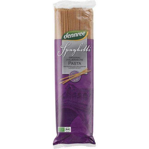 Spaghete din grau dur integral Dennree