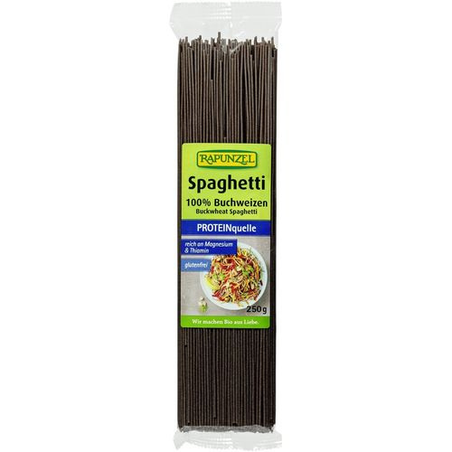 Spaghetti din hrisca integrala fara gluten Rapunzel