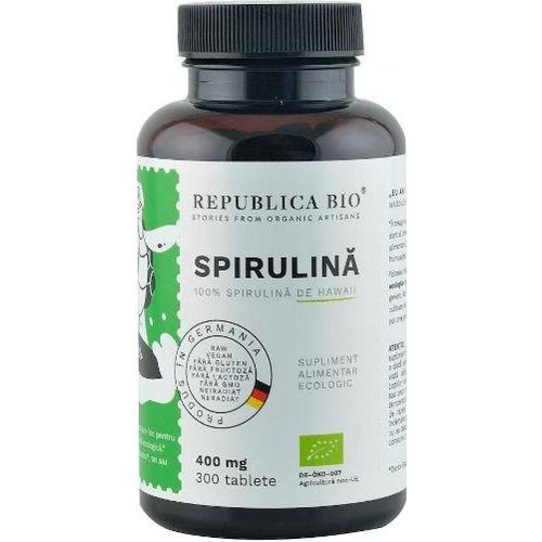 Spirulina bio Republica bio