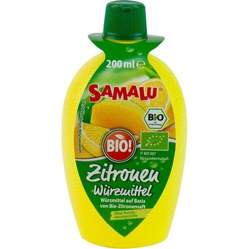 Suc de lamaie bio Samalu