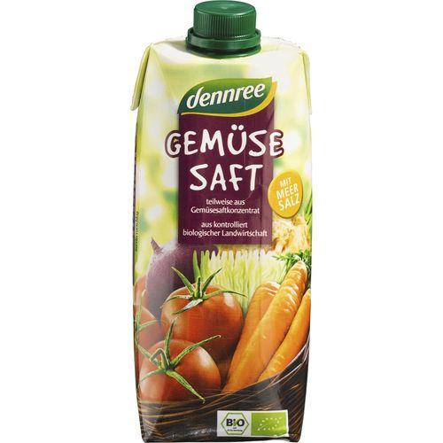 Suc de legume bio Dennree