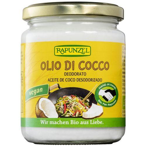 Unsoare de cocos bio Rapunzel