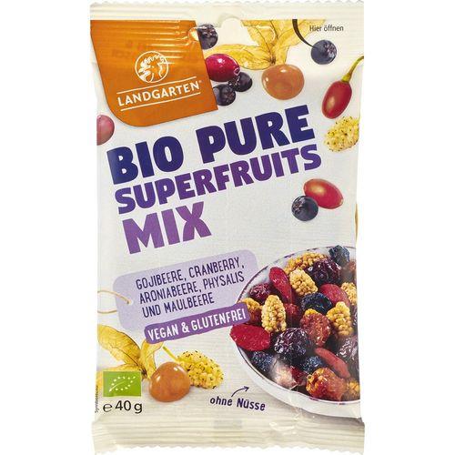 Amestec de superfructe bio pure Landgarten