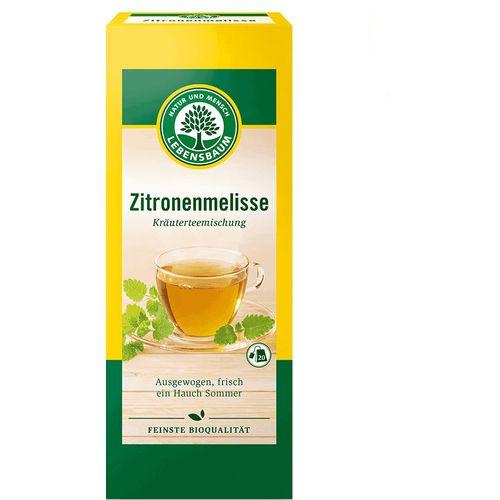 Ceai de melisa si lamaita bio Lebensbaum