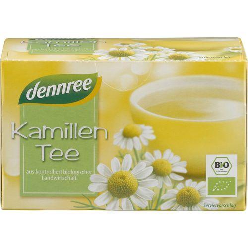 Ceai de musetel bio Dennree