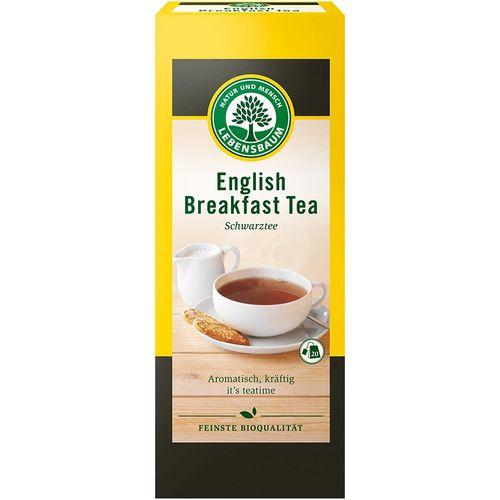 Ceai negru englezesc pentru micul dejun Lebensbaum