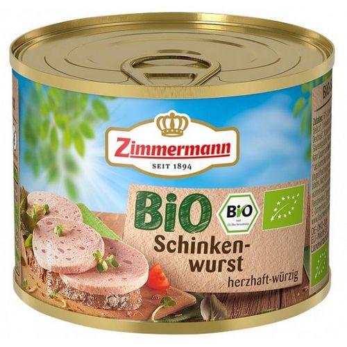 Conserva de carne bio Zimmermann