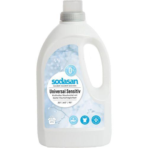 Detergent lichid bio universal sensitiv Sodasan