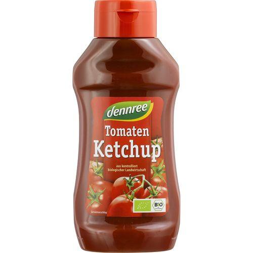 Ketchup de tomate ecologic Dennree