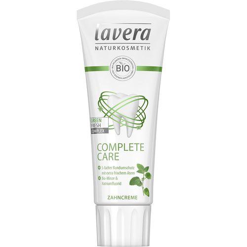 Pasta de dinti pentru protectie totala cu fluor Lavera