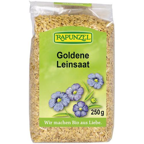 Seminte ecologice de in auriu Rapunzel