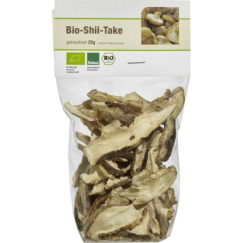 Shii-take bio deshidratate Hoyerserda GmbH