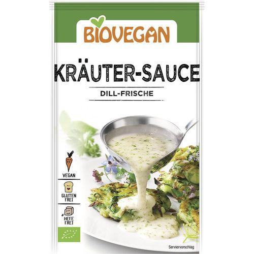 Sos bio cu plante aromatice Biovegan