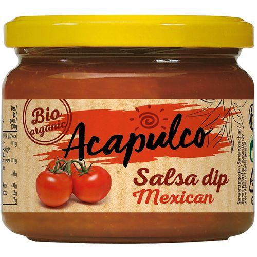Sos tortilla salsa mexican Acapulco