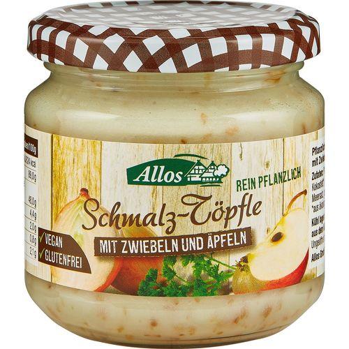 Unsoare bio vegetala cu ceapa si mar fara gluten Allos