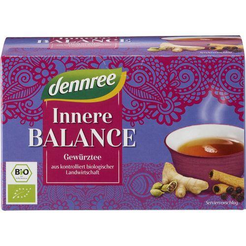 Ceai bio pentru echilibru interior Dennree