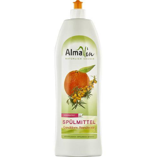 Detergent de vase concentrat cu catina si mandarine AlmaWin