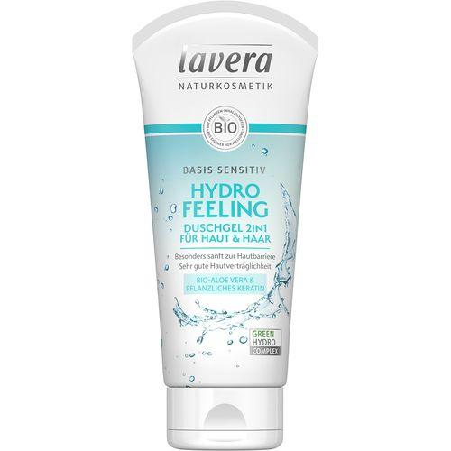 Gel de dus 2 in 1 sensitiv hydro feeling Lavera