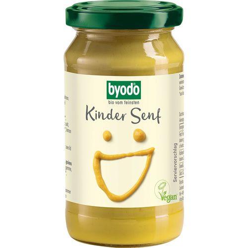 Mustar pentru copii fara gluten Byodo