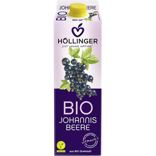 Nectar bio de coacaze negre Hollinger