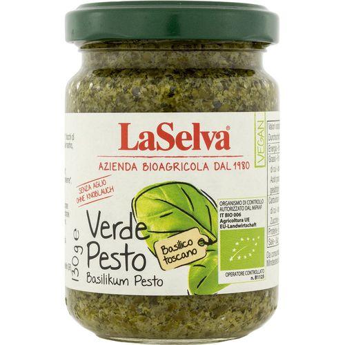 Pesto verde bio fara usturoi La Selva