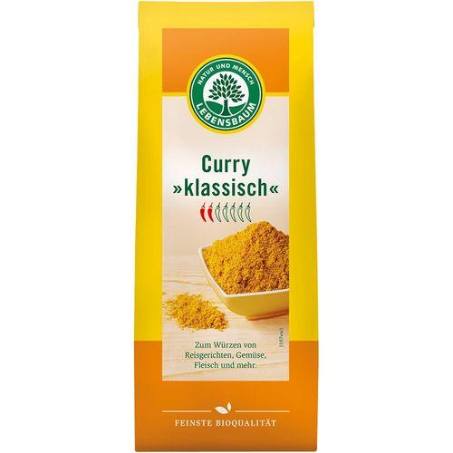 Pudra de curry clasic Lebensbaum
