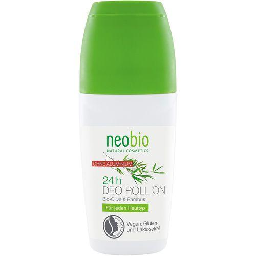 Roll-on cu masline bio si bambus fara aluminiu NeoBio