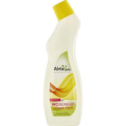 Solutie ecologica pentru curatat toaleta lemon fresh AlmaWin
