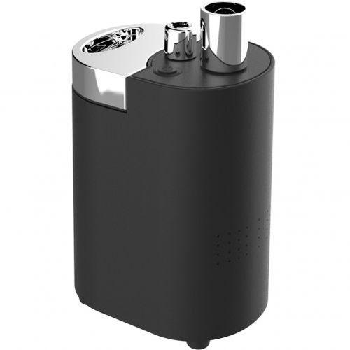 Aparat de călcat vertical cu aburi SteamOne Minilys Plus (Black Satin and Chrome) [Gama HOME]