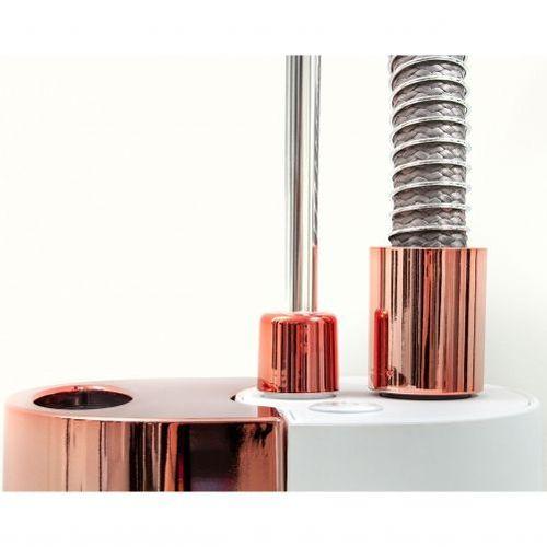 Aparat de călcat vertical cu aburi SteamOne Minilys (White Satin and Copper) [Gama HOME]