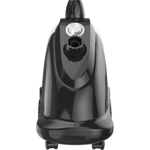 Aparat de călcat vertical cu aburi SteamOne PRO 2000 (Glossy Black and Chrome) [Gama Professional]