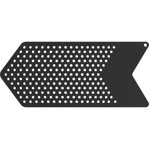Aparat de călcat vertical cu aburi SteamOne H18B (Glossy Black and Chrome) [Gama Professional]