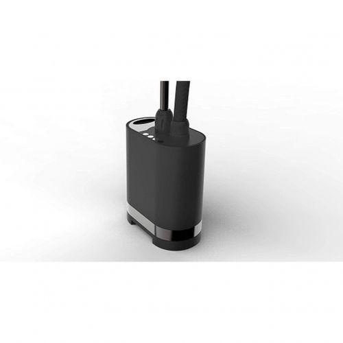 Aparat de călcat vertical cu aburi SteamOne Stilys Soft Black [Gama HOME]