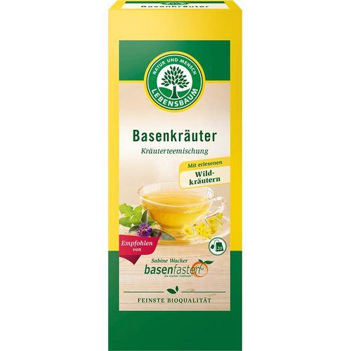 Ceai bio cu plante aromatice de baza Lebensbaum