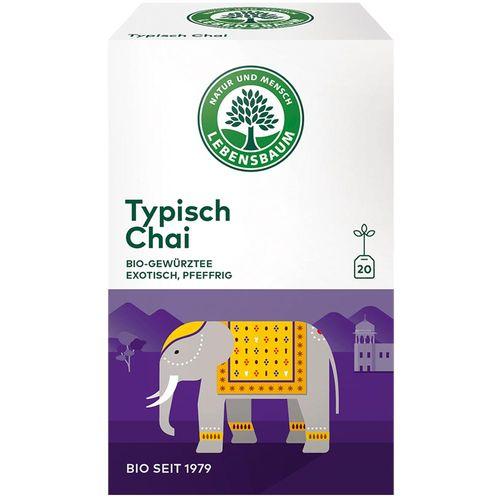 Ceai bio tipic chai x20 plicuri Lebensbaum