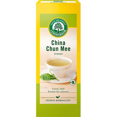 Ceai verde china chun mee Lebensbaum
