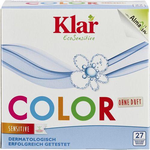 Detergent pentru rufe colorate fara parfum Klar