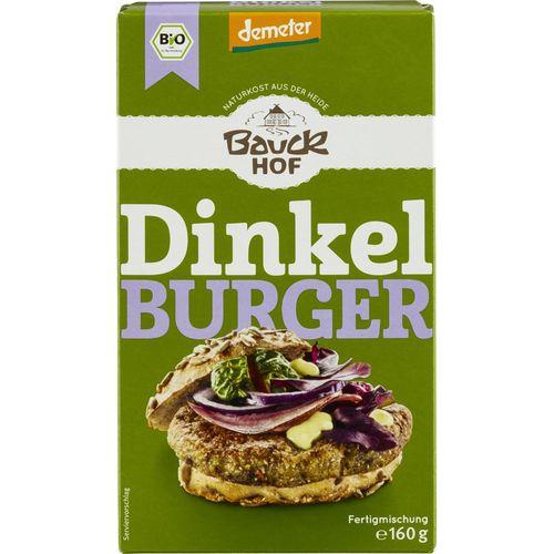 Mix pentru burger din spelta Bauck Hof